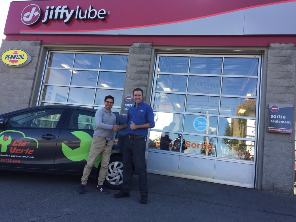 Jiffy Lube Saint-Eustache
