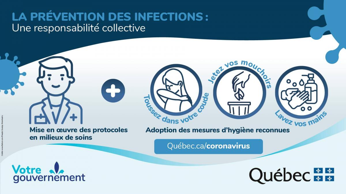 Covid 19 Recyc Quebec Invite La Population A Prendre Certaines Precautions Et A Consulter Les Recommandations