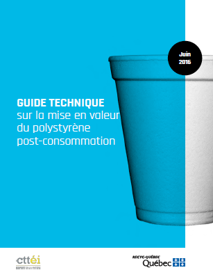Page couverture du guide technique