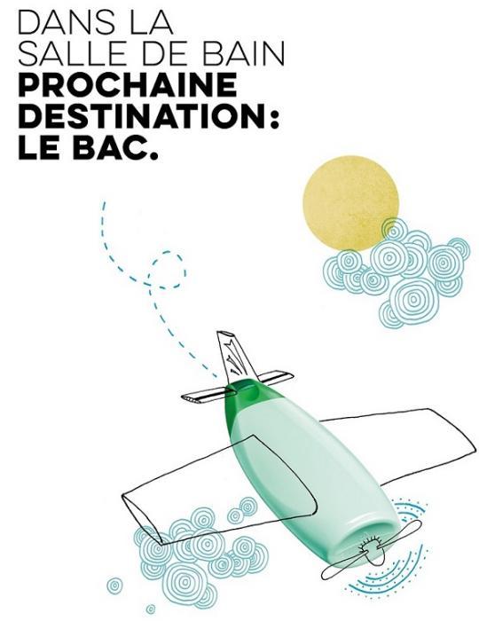 Annonce Prochaine destination : le bac