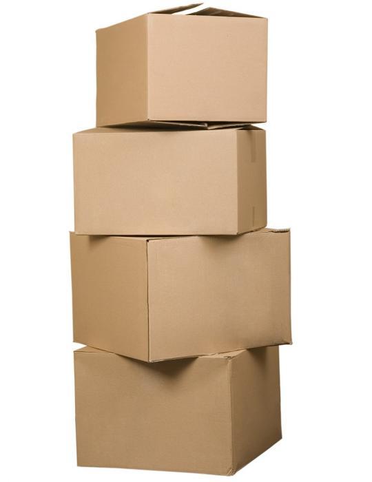 Boites de carton